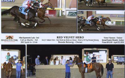 Red Velvet Hero